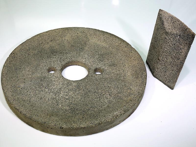 абразивный диск овощечистки Atesy МОК-300А «ТАЙФУН»